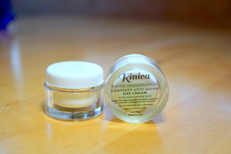Hyaluronic Acid Anti-Aging Day Cream