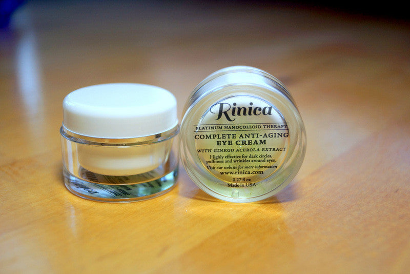 Ginkgo Acerola Anti-Aging Eye Cream