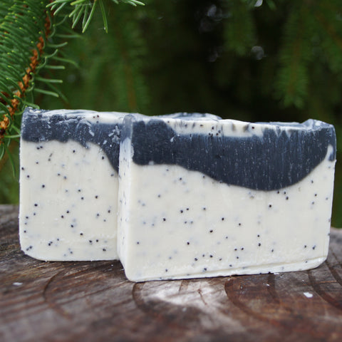 Handcrafted Eucalyptus Body Cleansing Soap