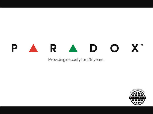 Paradox Burglary - Devices and Sensors