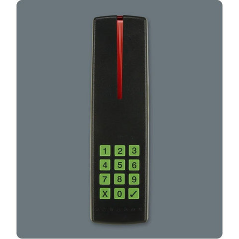 4-Wire Sealed Indoor/Outdoor Proximity Reader and Keypad