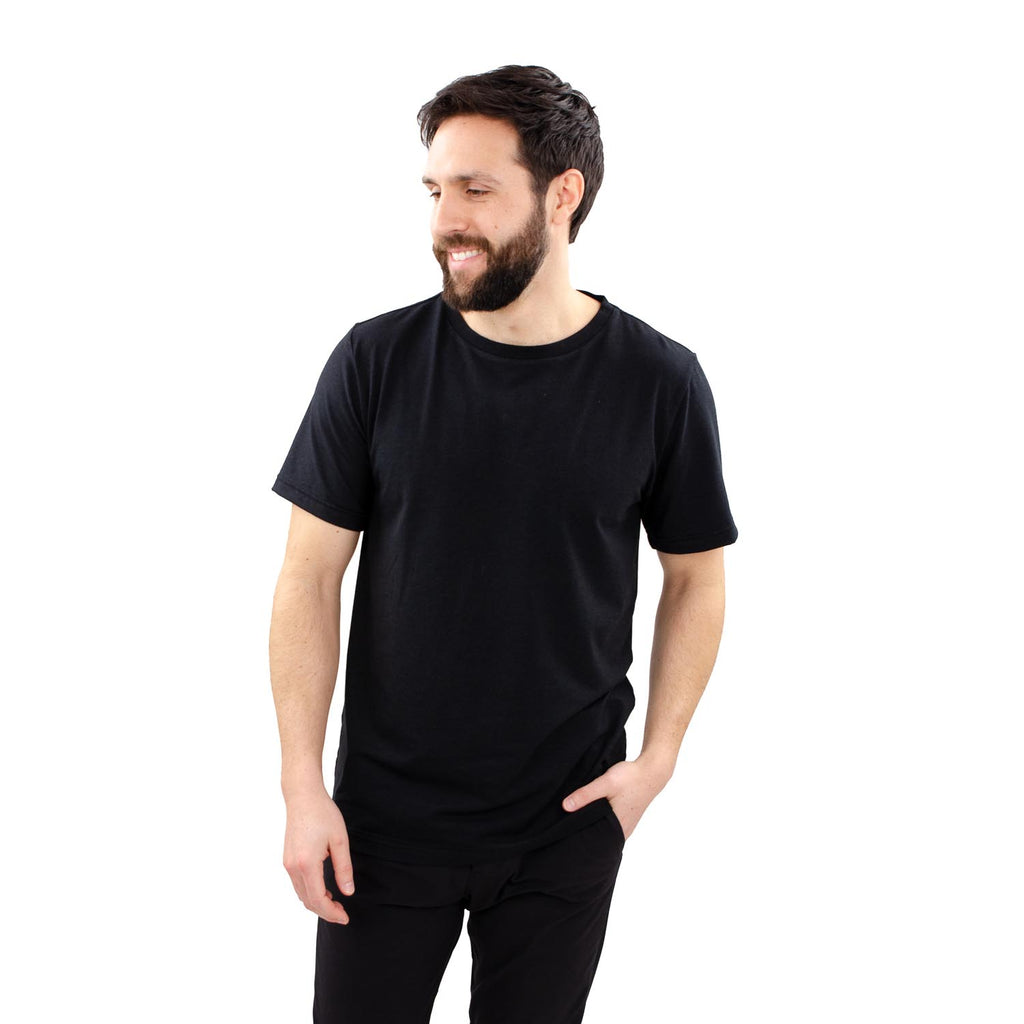 Cloutier - mens - t-shirt - black