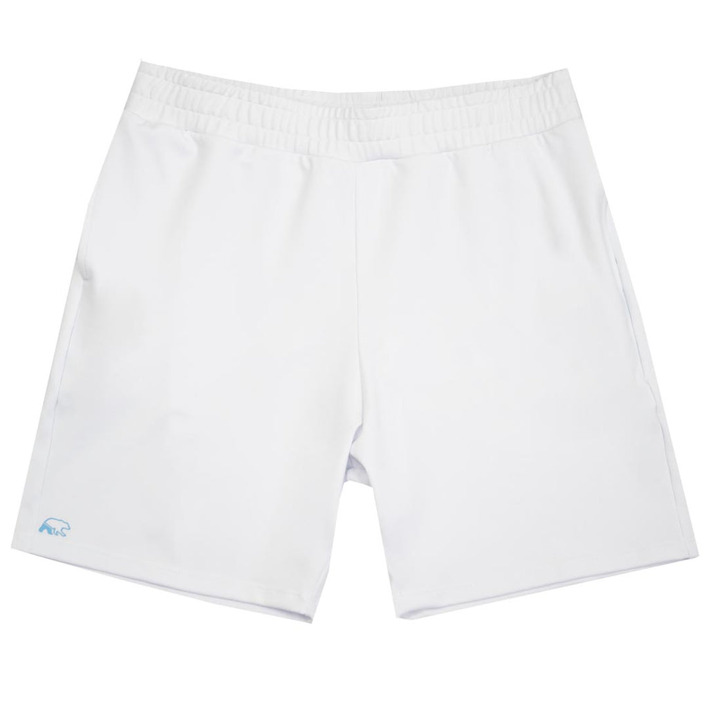 Banff Athletica - mens - sport short - white