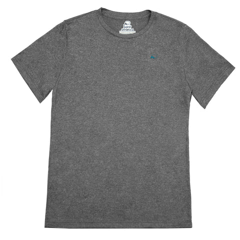 Banff Athletica - mens - t-shirt - grey
