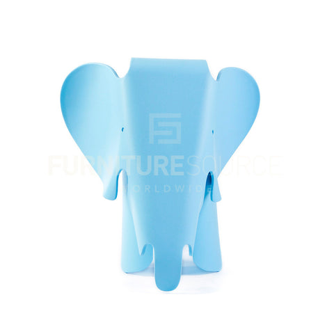 Kids Toy Chair Eames Style Elephant - Blue , Chair - FSWorldwide, FSWorldwide  - 1