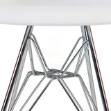 Kids - DAR Plastic Lounge Dining Chair Eames Style - White , Chair - FSWorldwide, FSWorldwide  - 5