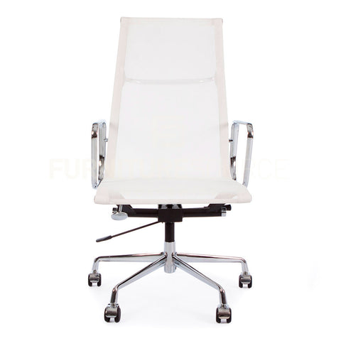 eames style office chairs. Mesh Ergo Sling Type High Back Management Office Chair Eames Style White Chairs