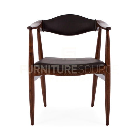 Hans Wegner Style Troy - Wooden Dining Lounge Arm Chair , Chair - FSWorldwide, FSWorldwide  - 1
