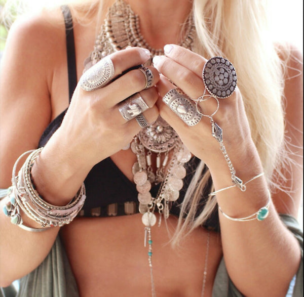 Boho Bling Jewelry Accessories