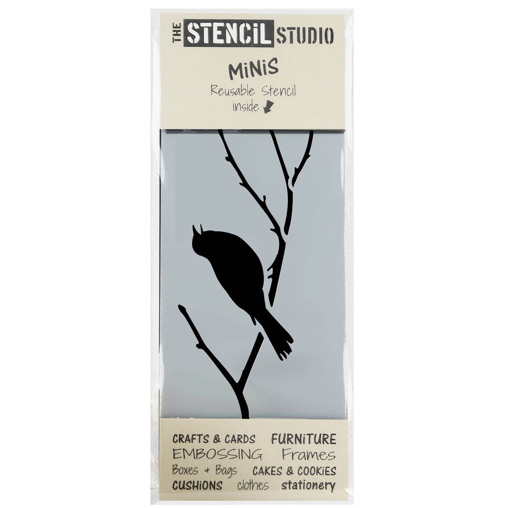 Stencil Minis from The Stencil Studio Indian stencils for craft projects