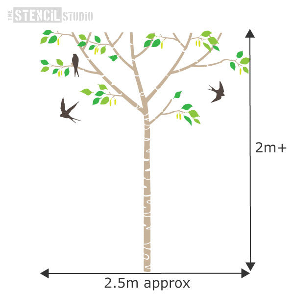 tree size approx