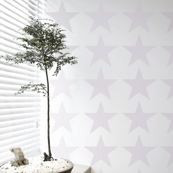 Stars Repeat stencil from The Stencil Studio Ltd - Size XL