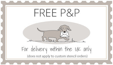FREE delivery for uk orders and link to delivery information