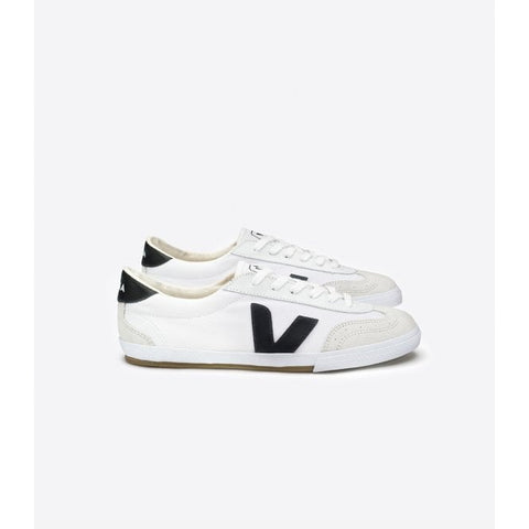 VEJA VOLLEI CANVAS MAN BLACK