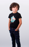 180 CAMISETA KID FLAMINGOS