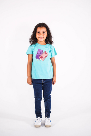 180 CAMISETA KID PALETA