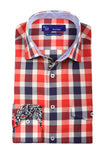 EAST CLUB CAMISA CUADROS