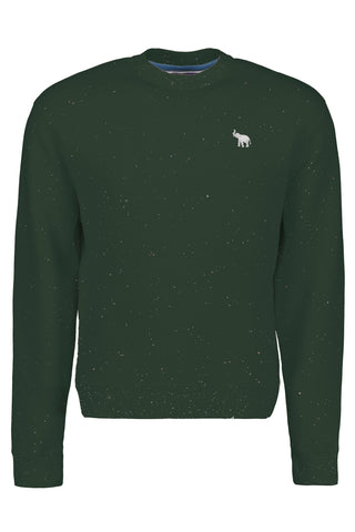 EAST CLUB SUDADERA DOTTED GREEN