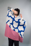 PAY'S PONCHO FRESH BLUE