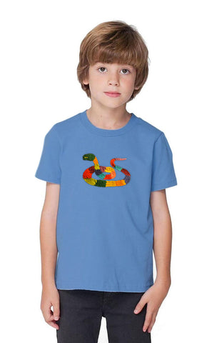 180 CAMISETA KID SERPIENTE
