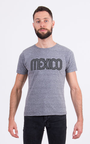 180 CAMISETA MEXICO GRAY