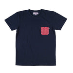 SOMEONE CAMISETA CLASICA NAVY