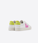 VEJA CAMPO CHROMEFREELEATHER WOMAN PURPLE