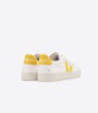 VEJA CAMPO CHROMEFREELEATHER WOMAN YELLOW