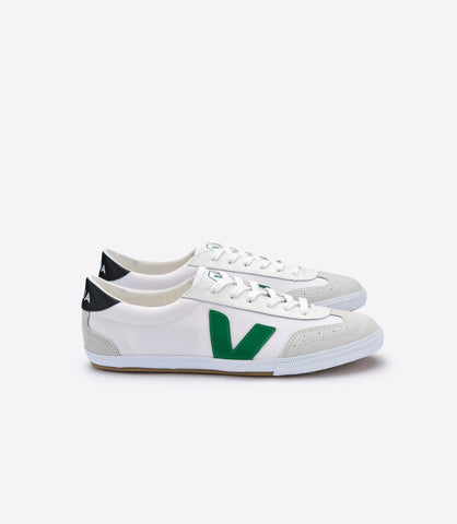VEJA VOLLEI CANVAS MAN GREEN