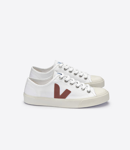 VEJA WATA CANVAS WOMAN BROWN