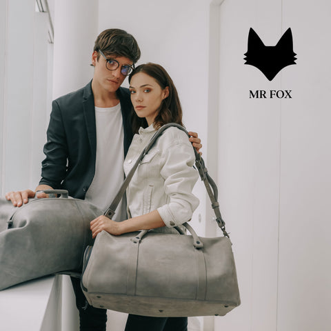 MR FOX MALETA DUFFLE