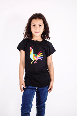 180 CAMISETA KID GUAJOLOTE