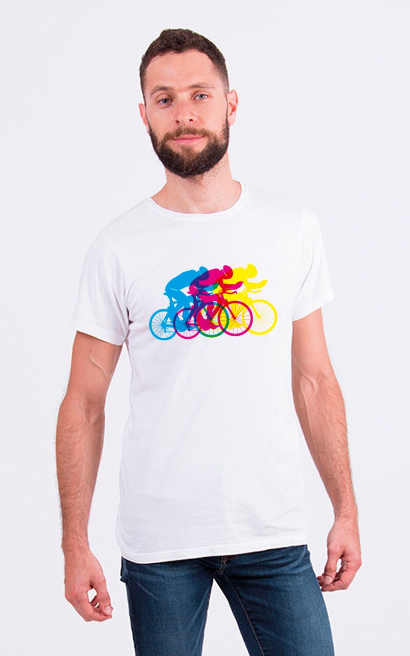 180 CAMISETA TRIPLE BICI