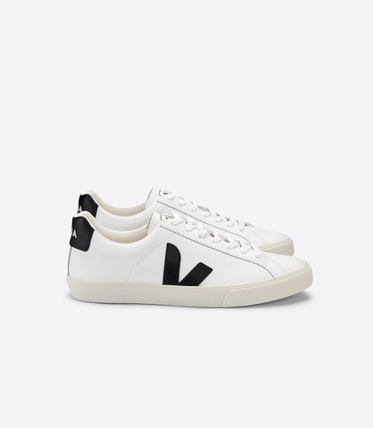 VEJA ESPLAR LEATHER MAN BLACK