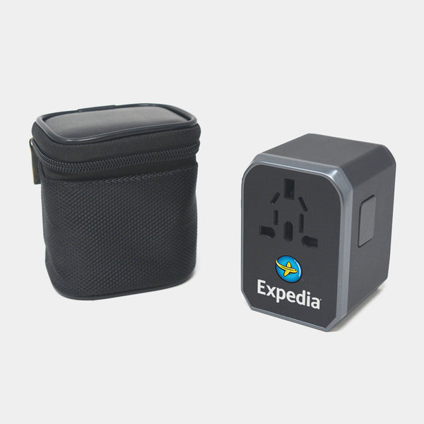 Expedition 2 - World Travel Adapter