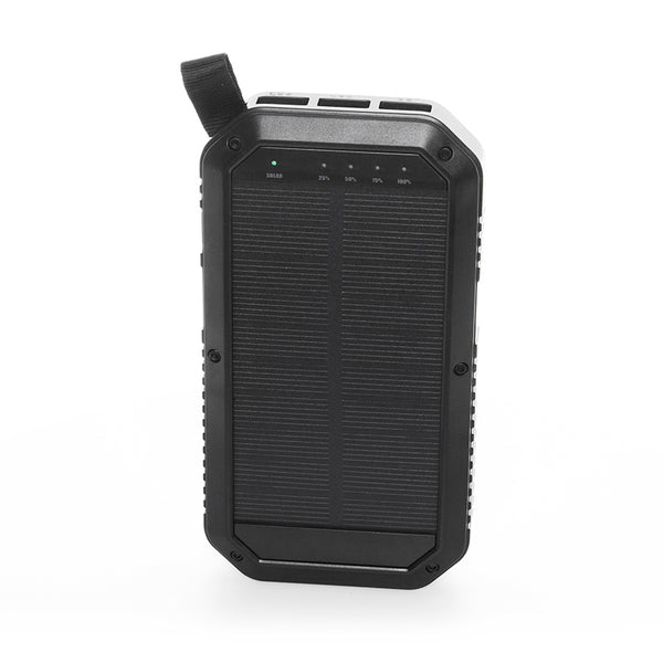 Solar Qi Power Bank