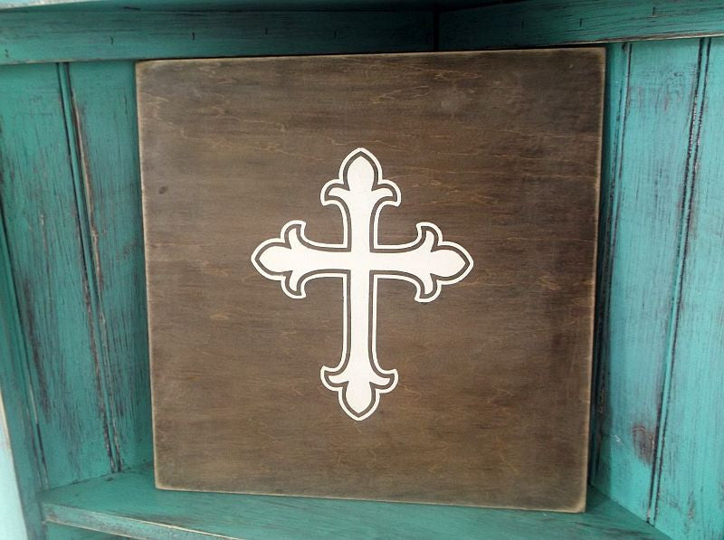 Decorative Cross Collection Signs