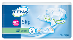 Women's TENA Slip Super S