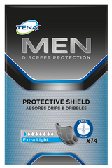 Men's TENA Protective Shield