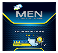 Men's TENA Guards Level 2