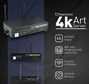 4k Art Server - PARTNER UNIT