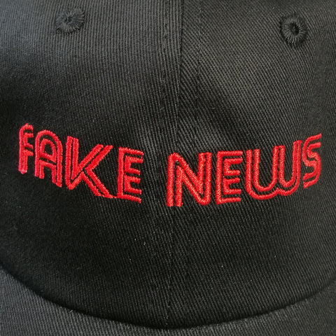 'FAKE NEWS' Cap