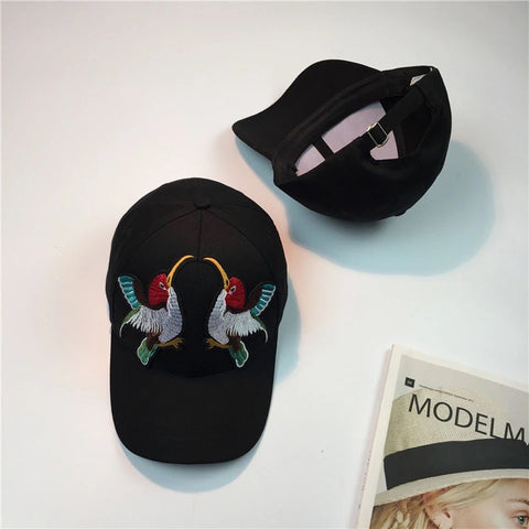 'Tropical Bird' Cap