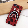 Image of BAPE Shark Phone Cases