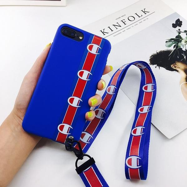 sale retailer 312f1 c2e9a Champion Phone Cases with Lanyard