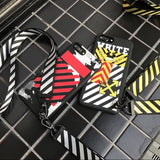 OFF-WHITE Phone Cases with Lanyard