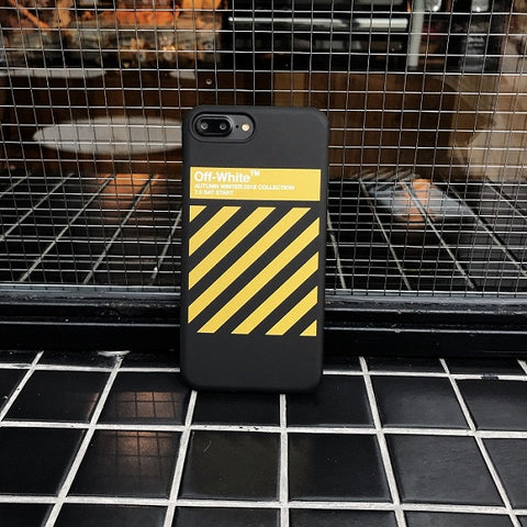 OFF-WHITE '2018' Phone Cases