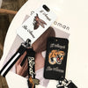 Image of 'L'Aveugle Par Amour' Phone Cases with Lanyard