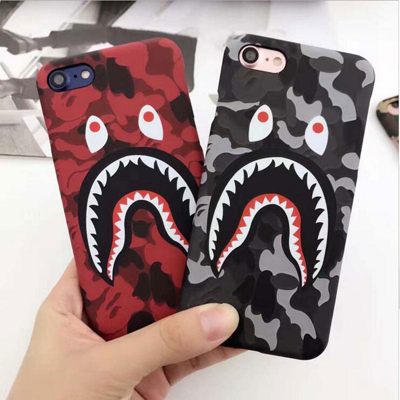 BAPE Shark Phone Cases