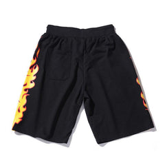 Flame Shorts